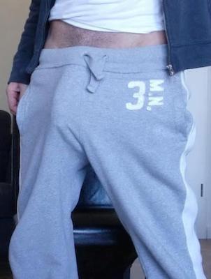 Pants erection